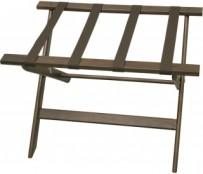Gepäckablage mit Wandschutz, 60 x 59 x 52 cm, Holz