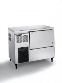 Nuggeteisbereiter, steckerfertig, mit natürlichem Kältemittel, Hoshizaki FM-170EE-50-HCN