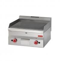 Gastro M 600 Gas Grillplatte 60/60 glatt