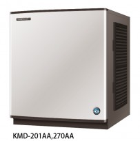 Crescenteisbereiter, modular, wassergekühlt, Hoshizaki KMD-270AWA