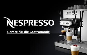 Nespresso Gastronomie